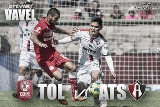 Previa Toluca vs Atlas: El liderato está en juego