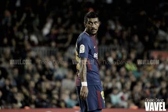 Em boa fase, Paulinho se mostra feliz com apoio da torcida do Barcelona