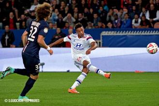 Olympique Lyonnais-Paris Saint Germainen direct commenté : suivez le match en (1-1)