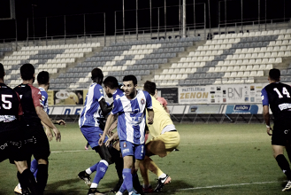 Lorca Deportiva - Recreativo de Huelva: Visita para seguir escalando