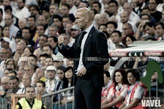 Convocatoria del Real Madrid ante el Leganés