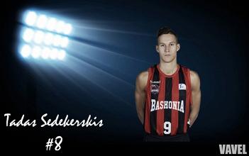 Guía VAVEL Liga Endesa 2017/18: Tadas Sedekerskis, desarrollo en forma de éxodo