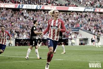 """Antoine Griezmann: """"No me arrepiento de haberme quedado en el Atlético"""""""
