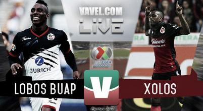 Lobos BUAP vs Xolos Tijuana en vivo online en Liga MX 2017 (1-2)
