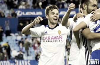 Aleix Febas, el mejor frente al Granada según la afición