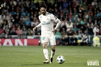Ojo con... Isco Alarcón, la perla malagueña del Real Madrid