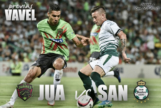 Previa FC Juárez - Santos: los 'Guerreros' quieren quedarse con el liderato