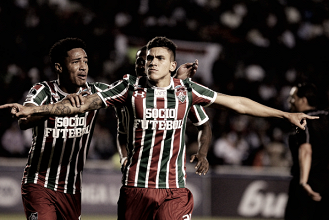 Fluminense perde, mas faz gol fora e elimina 'fantasma' da LDU na Sul-Americana