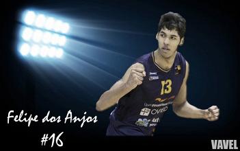 Guía VAVEL Liga Endesa 2017/18:Felipe Dos Anjos, poderío brasileño