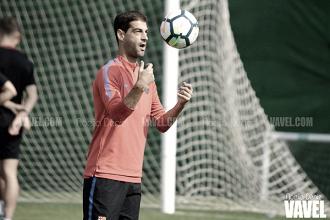 """Gerard López: """"Tenemos que tener más paciencia en campo contrario"""""""