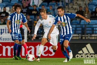 CF Talavera - Valladolid B: duelo de colistas