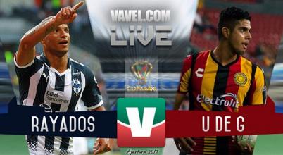 Monterrey vs Leones Negros EN VIVO hoy (2-2) Penales (4-3)