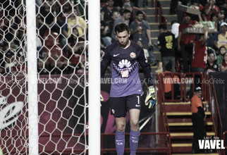 """Agustín Marchesín: """"Lo importante que ante la adversidad, pudimos mantener el cero"""""""