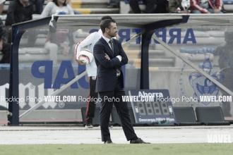 """Rafael Puente """"Estamos en crisis de resultados"""""""