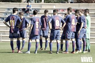 Tenas, Josep Jaume y Rosanas, concentrados con la Sub-17