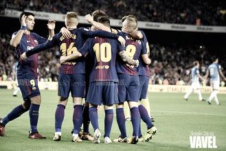 Liga - Il Barcellona bussa alla porta del Leganés