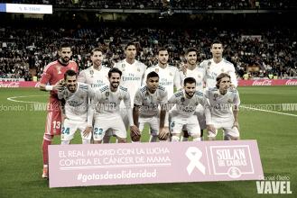 Cuatro victorias sin recibir goles en el Bernabéu