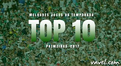 Retrospectiva VAVEL: os 10 melhores jogos da temporada do Palmeiras