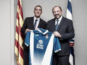 Riviera Maya vuelve a la camiseta del Espanyol