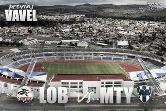 Previa Lobos BUAP vs Monterrey: A cerrar el torneo en casa