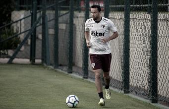 Nenê e Militão treinam e São Paulo deve ter novidades contra o Rosário Central