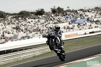 """Test Moto GP - Rossi e Vinales: """"Oggi più in difficoltà ma non siamo preoccupati"""""""