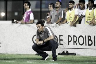 """""""Misto de sentimentos frustados"""", diz Zé Ricardo após novo tropeço em São Januário"""