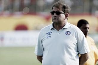 """Guto Ferreira lamenta confusão no Ba-Vi e destaca postura tricolor: """"Lutamos até o fim"""""""
