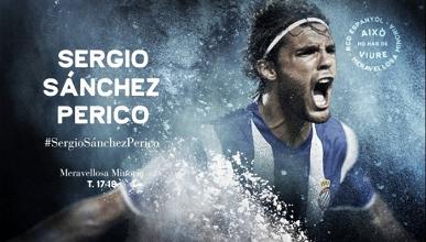 Sergio Sánchez, último refuerzo del Espanyol