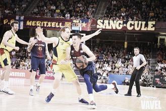 Jaka Blazic, experiencia y físico para el Barcelona Lassa