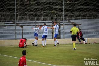 Destacados de la jornada 18 en el grupo III de la Segunda División B