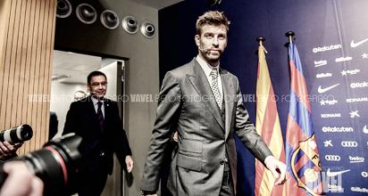 Piqué, en 'The Players Tribune': ''Me siento orgulloso de jugar con España''
