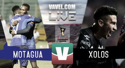 Resultado y gol del partido Motagua vs Xolos Tijuana en Concachampions 2018