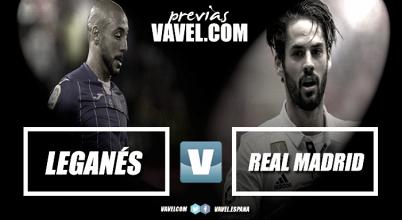Previa CD Leganés-Real Madrid: A tiempo de salvar la temporada