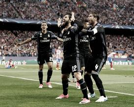 Isco, elegido como el mejor jugador del encuentro frente al Atleti