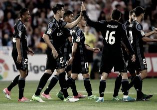 La contracrónica: el Real Madrid arrasa a un Granada internacional