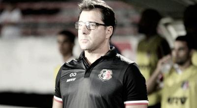 """Martelotte mostra confiança para confronto direto com Luverdense: """"Oportunidade de reação"""""""