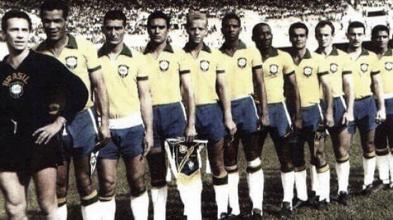 Sete de setembro de 1965: o dia em que a Sociedade Esportiva Palmeiras foia Seleção Brasileira