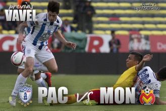 Previa Pachuca - Monarcas: a hacer pesar la localía