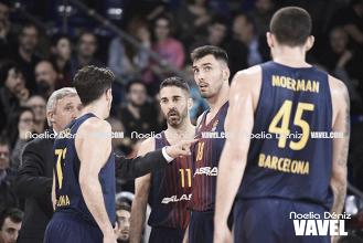 El Barça saca las garras ante el eterno rival