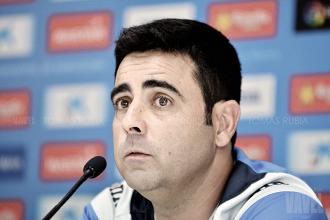 """David Gallego: """"Tenemos un equipo con muchísimo potencial"""""""