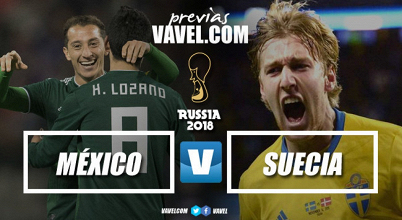 Russia 2018 - Svezia a caccia del miracolo, al Messico serve un punto