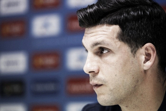 """Javi López: """"Hemos de ser fuertes en casa y puntuar fuera si queremos estar arriba"""""""