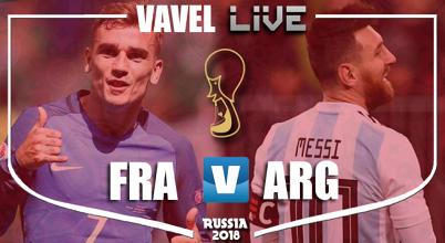 Au bout d'un match de folie, la France se qualifie pour les quart de finales!