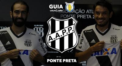 Guia VAVEL do Brasileirão Série B 2018: Ponte Preta