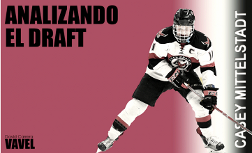 Analizando el Draft 2017: Casey Mittelstadt