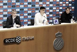 Ramon Robert se queja de los horarios de la Liga y Lardín pone al día la situación de Pau López