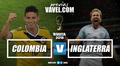 Russia 2018 - Colombia vs Inghilterra, vincere per sognare