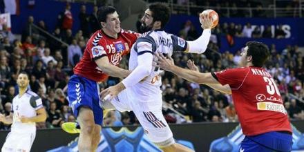 Les Bleus effacent la Serbie et s'approchent des demi-finales
