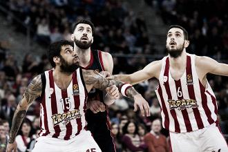 Baskonia y Olympiacos se citan en el Buesa Arena. | Foto: Baskonia
